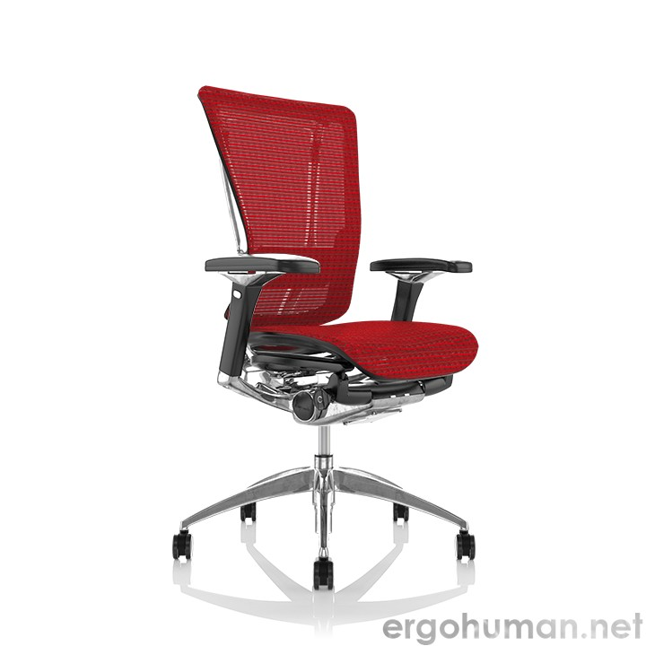 Nefil Red Mesh Office Chair